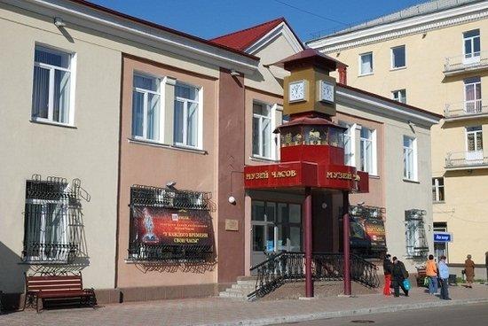 Музей часов, г.Ангарск