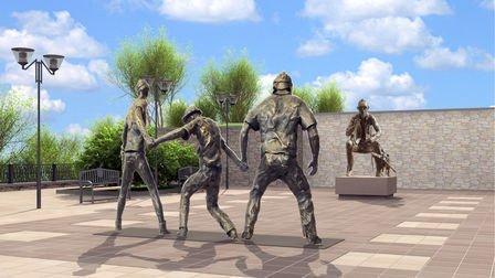 В Иркутске появится памятник героям знаменитых фильмов Леонида Гайдая
