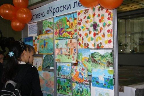 В Бурятии названы авторы лучших рисунков конкурса художественного творчества «Краски лета!»