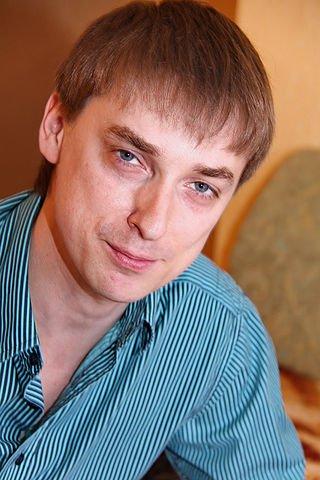 Виктор Попов, победитель конкурса - Иркутск