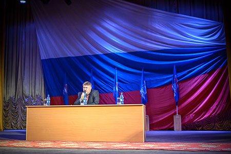 Праймериз «Единой России» в Черемхово выиграл Игорь Гринберг