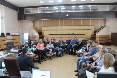 В администрации города прошла третья региональная конференция «Бизнес-2013 — Развитие и перспективы»