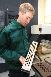 В ИрГТУ создается опытный участок по обработке композитных материалов