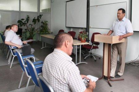В ИрГТУ состоялась встреча и.о. ректора с представителями трудового коллектива