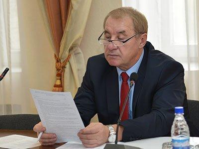 На заседании комиссии по Регламенту и депутатской этике