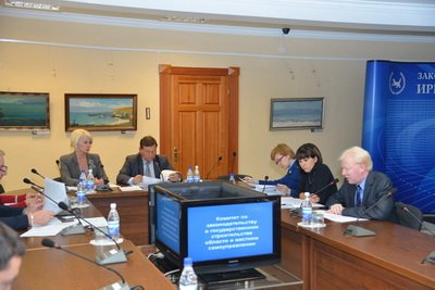 Комитет по законодательству о госстроительтсве и местном самоуправлении готовит вопросы к сессии