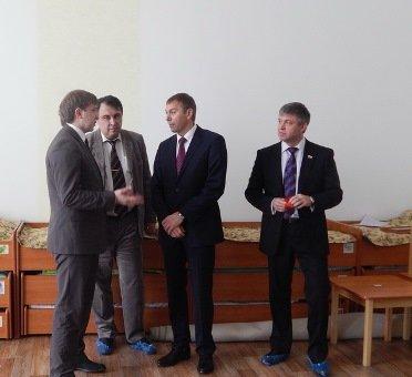 Депутат Алексей Красноштанов помог открыть центр развития для детей студентов