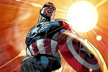Капитан Америка будет чернокожим