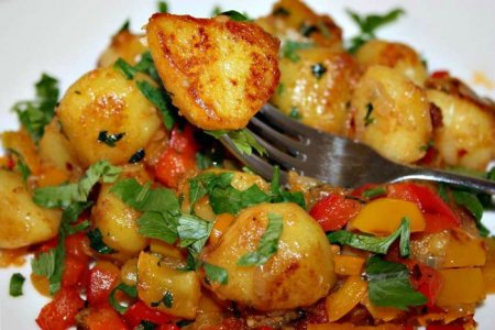 Американские ученые доказали, что картофель можно есть даже во время диеты