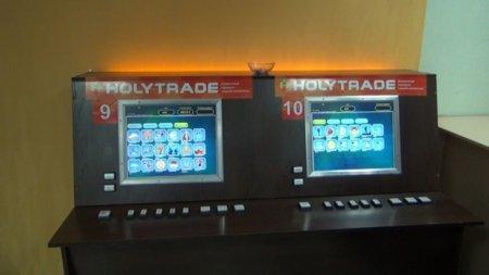 Подпольное казино закрыли в Бийске