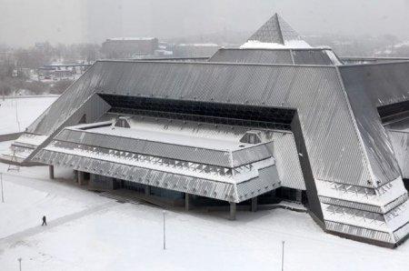 Первый за пять лет официальный матч состоится в иркутском Ледовом дворце 18 ноября