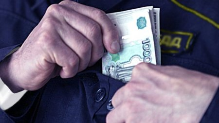 В Иркутске за взятку осужден инспектор ДПС