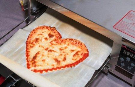 3D принтер для выпекания пиццы изобрели в США