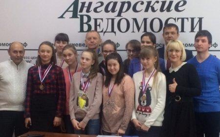 Ангарские баскетболистки стали финалистками чемпионата России по баскетболу