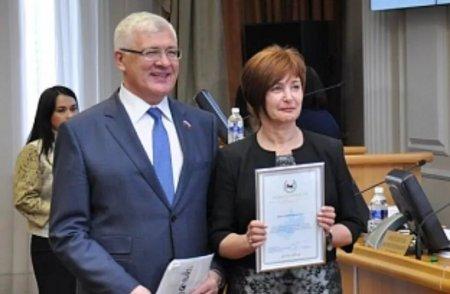 Иркутская Дума стала победителем конкурса на лучшую работу представительного органа