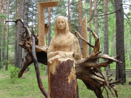 Фестиваль деревянного зодчества в Савватеевке