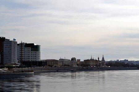 Тело мужчины обнаружили в Ангаре у Нижней Набережной