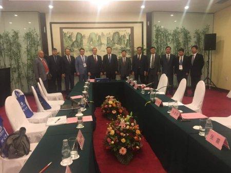 Сергей Левченко встретился с вице-губернатором Народного правительства провинции Ляонин господином Ван Давэй