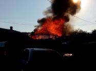 В Иркутске полицейские задержали мужчину, подозреваемого в поджоге дома