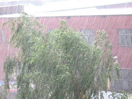 Ливневые дожди и грозы прогнозируют иркутские метеорологи 9 июля