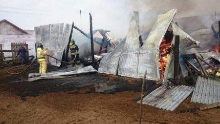 В минувший вторник на территории Иркутской области было зарегистрировано 4 пожара и 10 загораний.
