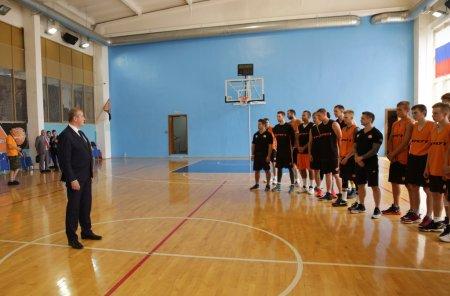 Тренировки открытого баскетбольного лагеря БК «Иркут»-2017 проходят в Иркутске