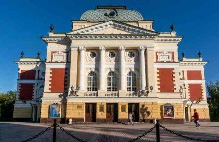 Ремонт на сумму 55 миллионов рублей проведут в Иркутском академическом драматическом театре им. Н.П. Охлопкова