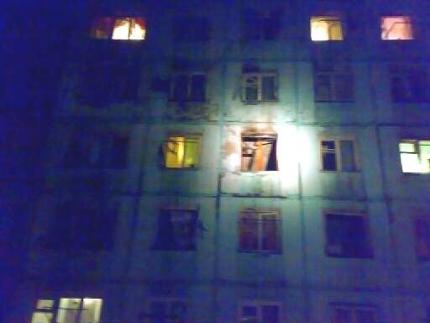 11 человек спасли на пожаре сотрудники областной противопожарный службы в Мишелевке