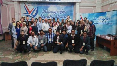 Участники Международного образовательно-культурного проекта RUSWY Train прибыли в Иркутск