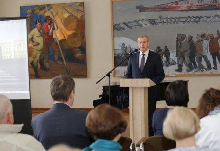 Виртуальный филиал Русского музея открылся в Иркутске