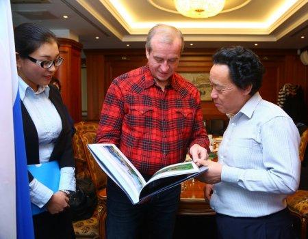 Иркутская область намерена укреплять сотрудничество с КНР в сфере агропромышленного комплекса