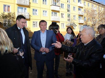 В Иркутской области в 2018 году до 1 млрд рублей будет увеличено финансирование приоритетного проекта по формированию комфортной городской среды