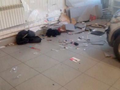 В Ангарске полицейские разбираются в обстоятельствах несчастного случая в автосервисе