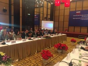 Делегация Иркутской области проводит рабочие встречи во вьетнамской провинции Куангнинь
