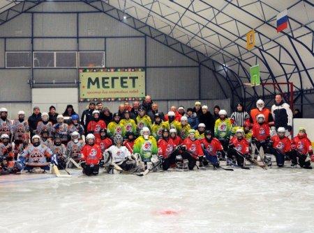 Новый спортивный комплекс «Альтаир» открылся в Мегете