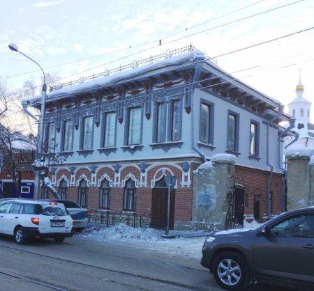 В Иркутске после реставрационных работ открылась усадьба Бревнова