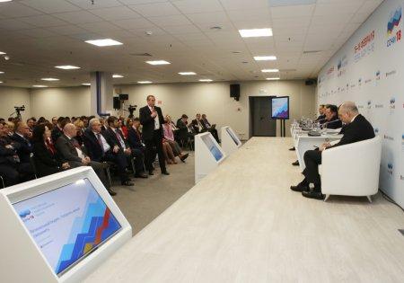 Сергей Левченко: У регионов должны быть мотивирующие инструменты для наращивания собственного налогового потенциала