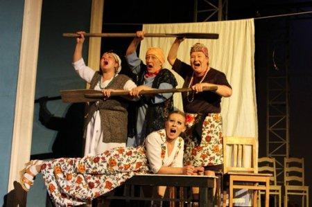 Один из лучших региональных театров гастролирует в Иркутске