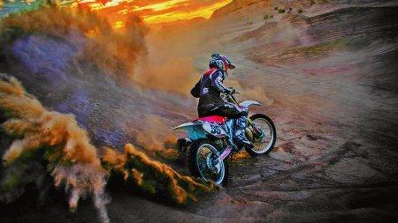 Ангарчан приглашают 5 мая на соревнования по мотобиатлону