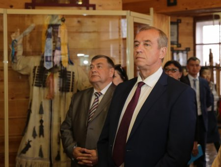 Губернатор: Международный бурятский национальный фестиваль «Алтаргана» должен быть проведен на высоком уровне