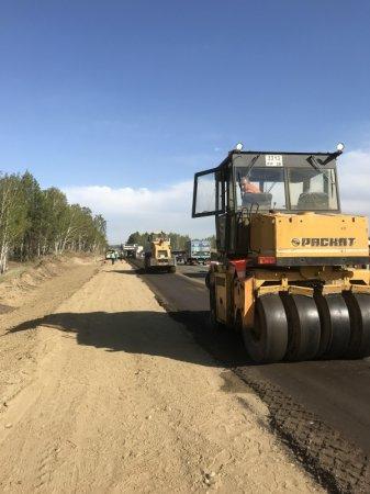 По проекту «Безопасные и качественные дороги в Иркутской области в этом году отремонтируют на 20 км больше региональных дорог