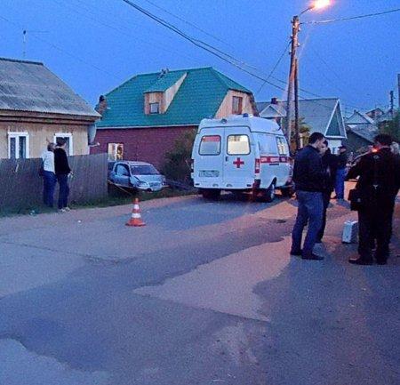В Братске полиция устанавливает обстоятельства дорожного происшествия с гибелью военнослужащего