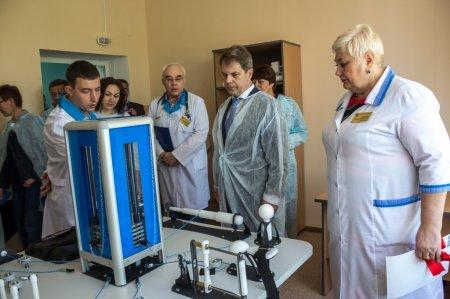 В Братске открылось отделение медицинской реабилитации второго этапа для пациентов с нарушением функций центральной нервной системы