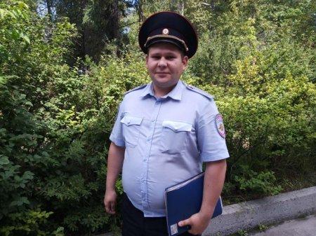 Пенсионеры из Иркутска поблагодарили шелеховских полицейских за оказанную помощь