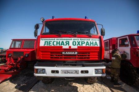 В 25 лесничествах Иркутской области окончен пожароопасный сезон