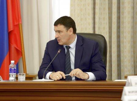 Руслан Болотов: Своевременное получение паспортов готовности к отопительному периоду – первоочередная задача муниципальной власти