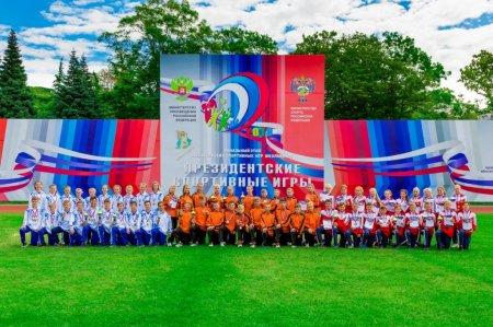 Школьники из Усть-Илимска стали победителями «Президентских спортивных игр»