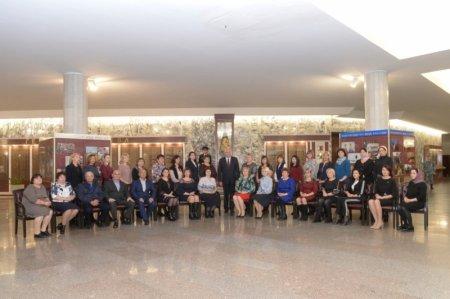 Владимир Колокольцев встретился с семьями сотрудников, погибших при выполнении служебных обязанностей