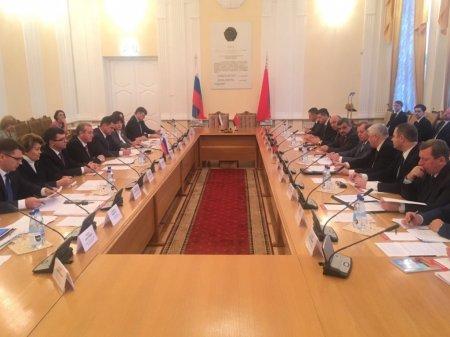 Сергей Левченко: В 2018 году значительно выросли объемы взаимной торговли между Иркутской областью и Республикой Беларусь