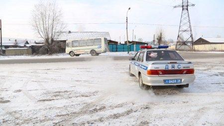 В Свирске сотрудники ГИБДД задержали водителя автобуса, не имеющего права управления